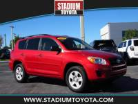 Pre-Owned 2011 Toyota RAV4 FWD 4dr 4-cyl 4-Spd AT FWD