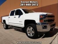 2015 Chevrolet Silverado 2500HD LTZ CREW CAB SWB 4WD