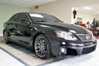 2012 Lexus IS F 4dr Sedan