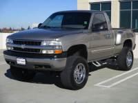 2000 Chevrolet Silverado 1500 2dr LS 4WD Standard Cab Stepside SB