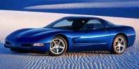 Pre-Owned 2002 Chevrolet Corvette Rear-Wheel Drive Coupe