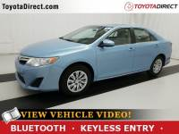 2012 Toyota Camry LE Sedan Front-wheel Drive