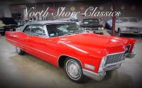 1967 Cadillac Coupe DeVille -CLEAN CONVERTIBLE-