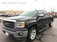 Certified Pre-Owned 2015 GMC Sierra 1500 1500 SLE 4WD LIFTED Long Box Crew Cab Bluetooth 4G LTE WIFI HotSpot Backup Cam