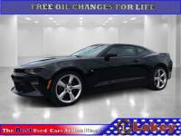 Used 2016 Chevrolet Camaro SS Coupe in Clearwater, FL