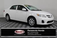 2013 Toyota Corolla L 4dr Sdn Auto Nat in Pensacola