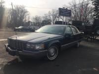 1996 Cadillac Fleetwood 4dr Sedan
