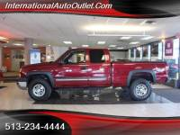 2005 Chevrolet Silverado 2500 LS 4WD-2500 for sale in Hamilton OH