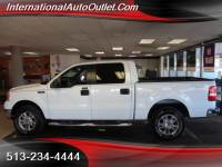 2006 Ford F-150 XLT SuperCrew 5.4 Triton 4WD for sale in Hamilton OH