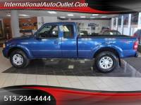 2007 Ford Ranger XLT SuperCab 4WD for sale in Hamilton OH