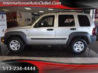 2006 Jeep Liberty Sport 4dr SUV for sale in Hamilton OH
