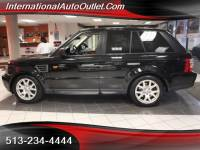 2008 Land Rover Range Rover Sport HSE 4WD w/Navi for sale in Hamilton OH
