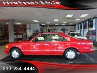 1990 Mercedes-Benz 560SEC for sale in Hamilton OH