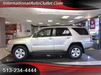 2004 Toyota 4Runner SR5 4WD for sale in Hamilton OH