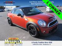 Pre-Owned 2013 MINI Cooper S Base FWD 2D Coupe