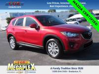 Pre-Owned 2015 Mazda CX-5 Touring FWD 4D Sport Utility