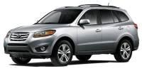 Pre-Owned 2011 Hyundai Santa Fe GL Heated Seats, Bluetooth, A/C,
