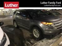 2012 Ford Explorer 4WD 4dr XLT SUV 6