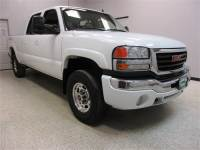 2007 GMC 2500 4wd Diesel