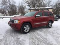 2006 Jeep Grand Cherokee Overland 4dr SUV 4WD