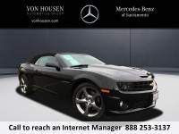 Pre-Owned 2013 Chevrolet Camaro SS RWD Convertible