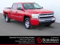 2011 Chevrolet Silverado 1500 LS Truck Vortec V8 SFI VVT Flex Fuel