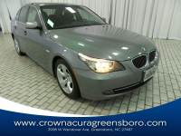 Pre-Owned 2008 BMW 5 Series 528i in Greensboro NC