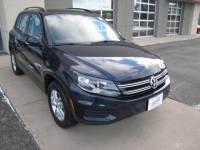 Used 2016 Volkswagen Tiguan 4motion 4dr Auto S Sport Utility in Madison, WI