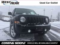 2014 Jeep Patriot Latitude SUV
