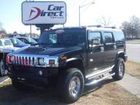 2005 HUMMER H2 PREMIUM SUV, 4X4, CARFAX CERTIFIED, ONE OWNER, ONL