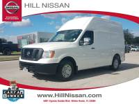 2016 Nissan NV Cargo NV2500 HD High Roof 2500 V8 SV Van