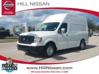 2016 Nissan NV Cargo NV2500 HD High Roof 2500 V8 S Van