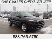2015 Jeep Cherokee Limited 4x4 SUV For Sale in Erie PA