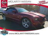 Pre-Owned 2014 FORD MUSTANG GT Rear Wheel Drive Convertible