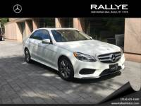 Pre-Owned 2015 Mercedes-Benz E 350 AWD 4MATIC®
