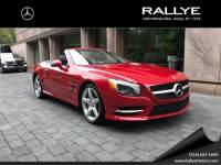Pre-Owned 2014 Mercedes-Benz SL-Class SL 550 Cabriolet