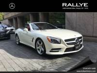 Pre-Owned 2016 Mercedes-Benz SL-Class SL 400 Cabriolet