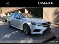 Pre-Owned 2015 Mercedes-Benz E 350 Sport AWD 4MATIC®