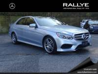Certified Pre-Owned 2015 Mercedes-Benz E 400 AWD 4MATIC®