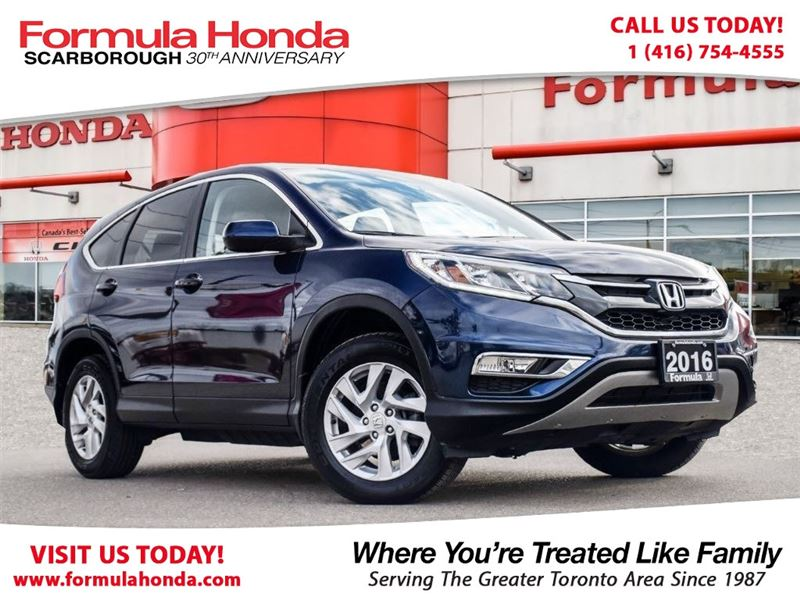 Photo Certified Pre-Owned 2016 Honda CR-V 100 PETROCAN CARD YEAR END SPECIAL AWD