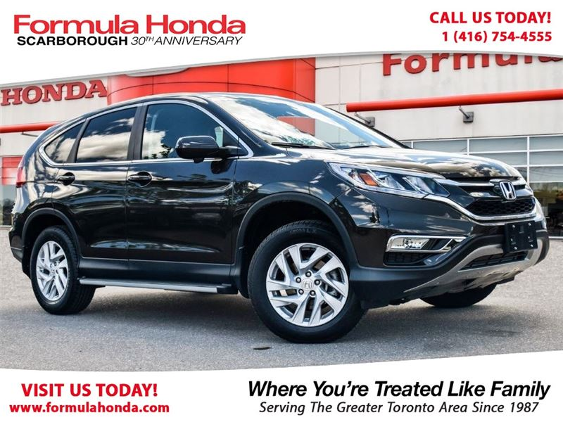 Photo Pre-Owned 2016 Honda CR-V 100 PETROCAN CARD YEAR END SPECIAL AWD