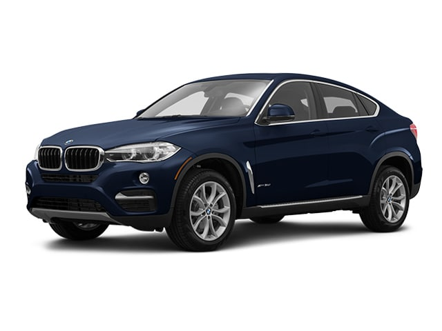 Photo 2016 Certified Used BMW X6 Sports Activity Coupe xDrive35i Carbon Black For Sale Manchester NH  Nashua  StockB18286A