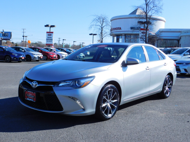 Certified Pre-Owned 2015 Toyota Camry XSE FWD 4D Sedan