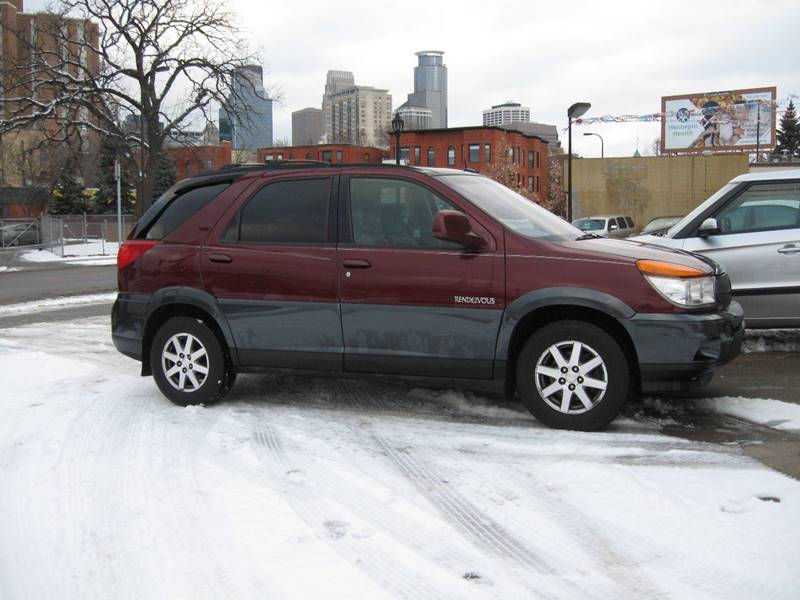 2003 Buick Rendezvous AWD CXL 4dr SUV