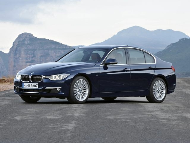 Used 2015 BMW 3 Series xDrive w/South Africa Sedan in Manchester
