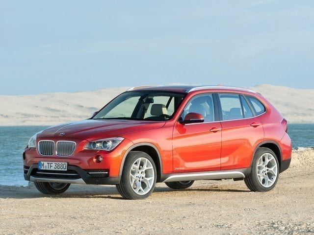 Used 2015 BMW X1 xDrive28i SUV in Manchester