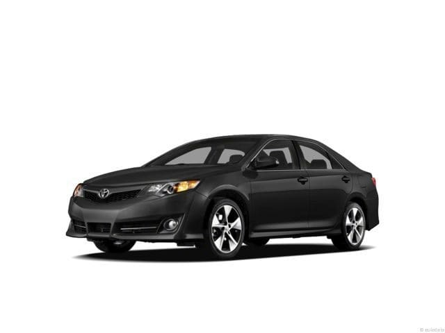 Used 2012 Toyota Camry SE Sedan in Manchester