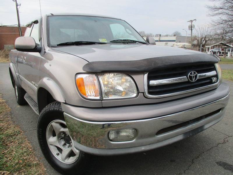 2000 Toyota Tundra 4dr Limited 4WD Extended Cab SB