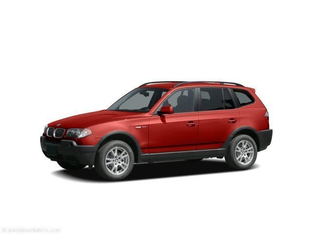 Photo Used 2005 BMW X3 3.0i For Sale in Somerville NJ  WBXPA93425WD07498  Serving Bridgewater, Warren NJ and Basking Ridge