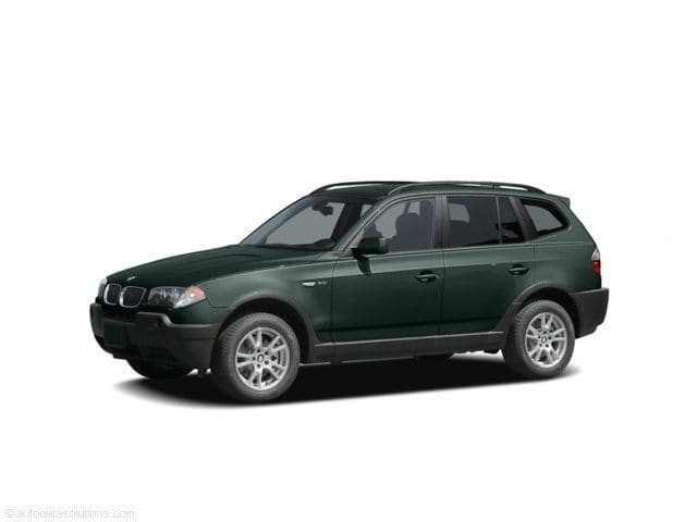Photo Used 2005 BMW X3 3.0i For Sale in Somerville NJ  WBXPA93445WD02738  Serving Bridgewater, Warren NJ and Basking Ridge